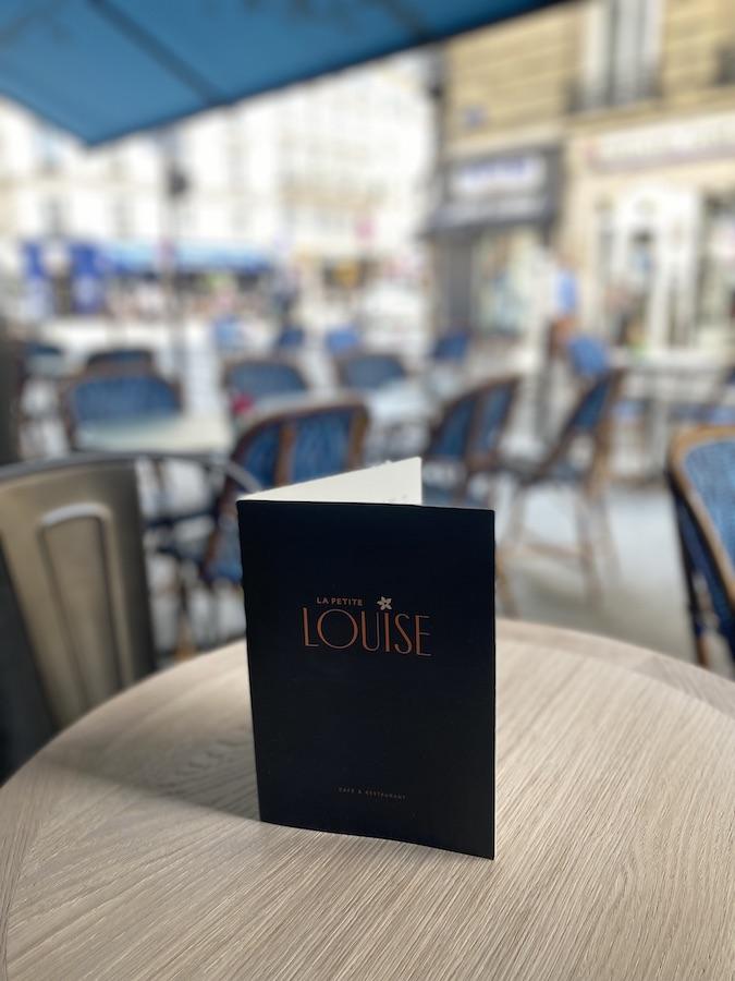 La Petite Louise restaurant Paris10