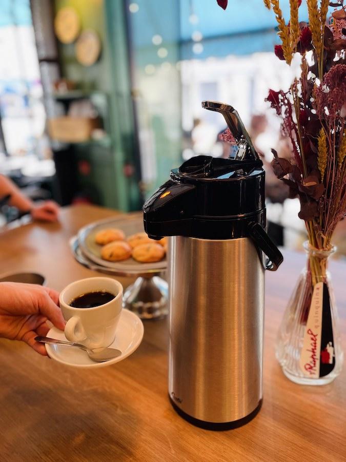 café brunch La Petite Louise Paris