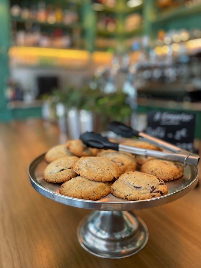 cookies restaurant La Petite Louise