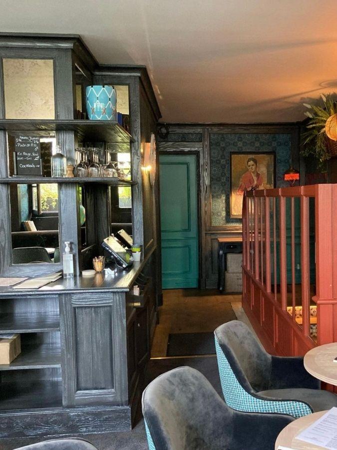 salle étage La Petite Louise Restaurant