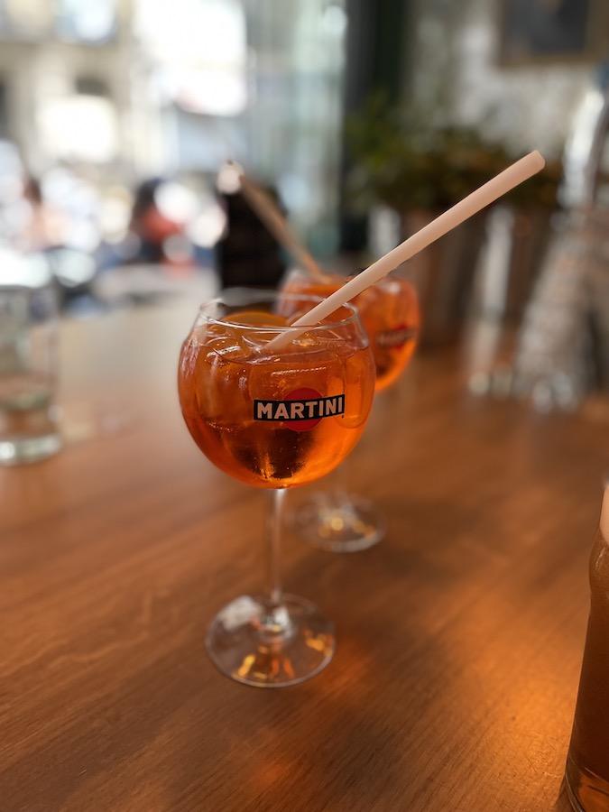 Spritz La Petite Louise restaurant